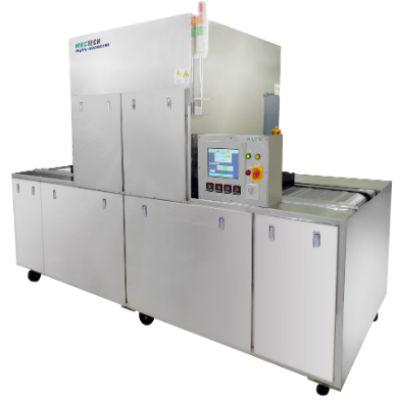 HIGH UV ENERGY LOW CURING TEMPERATURE MACHINE